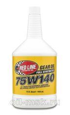 Red Line LSD 75w-140