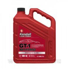 Kendall GT-1 High Performance 10W-30 (3,785 л)