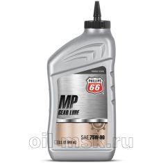 Phillips 66 MP Gear Lube 80W-90 (0,827 кг)