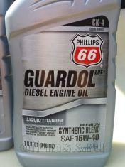 Phillips 66 Guardol ECT 15W-40 0,946 л
