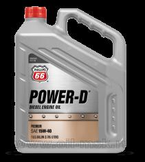 Phillips 66 Power D 15w-40