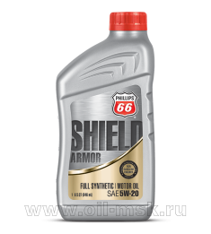 Phillips 66 Shield Armor 5w-20 0.946 л