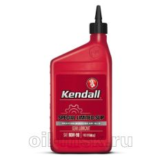 Kendall Special Limited-Slip Gear Lubricant 80W-90 0.843 кг
