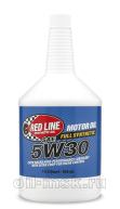 Red Line 5w-30