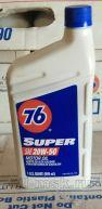76 Lubricants Super motor oil 20w-50